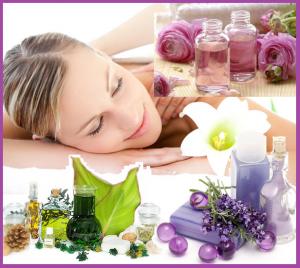 Relaxačná aroma masáž